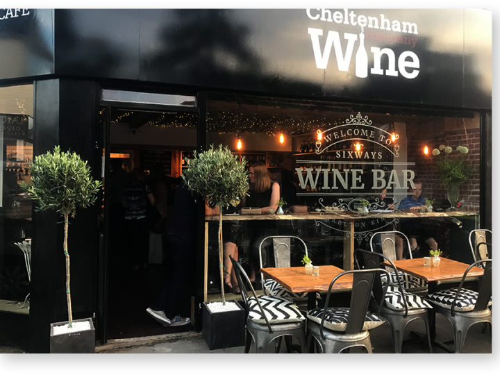 Welcome back to Sixways Wine Bar!