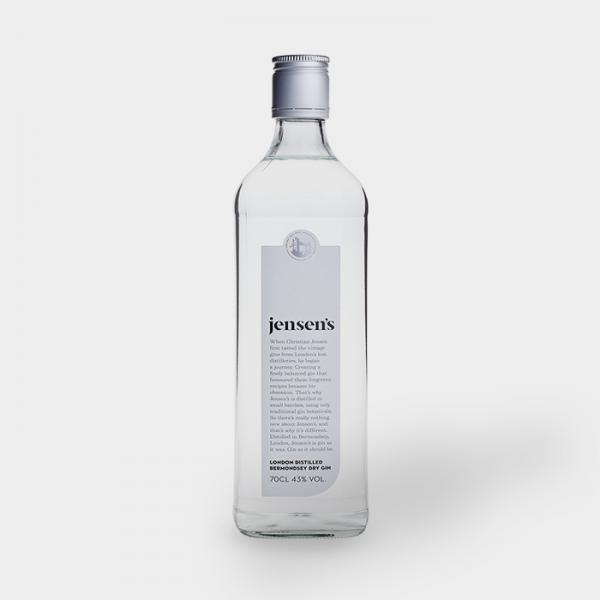 Jensen Bermondsey Gin