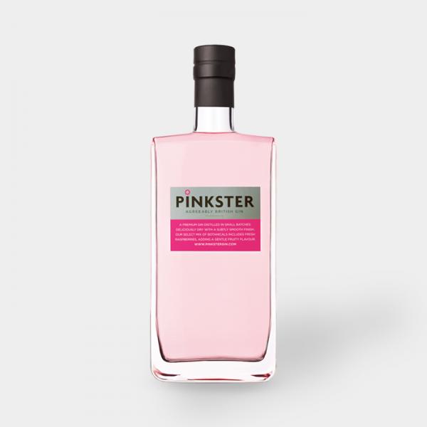 Pinkster, Gin